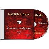 """Festplatten Löscher & Formatiere, Datenvernichter, Sichere Datenlöschung """"Alle Speichermedien"""""""