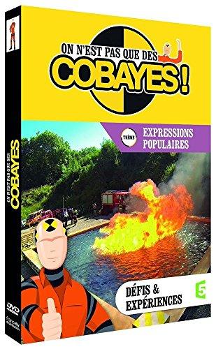 ON N'EST PAS QUE DES COBAYES Volume 3 EXPRESSIONS POPULAIRES [Edizione: Francia]