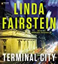 Terminal City (       UNABRIDGED) by Linda Fairstein Narrated by Barbara Rosenblat