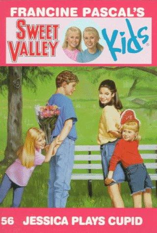 JESSICA PLAYS CUPID-P561359/4 (SVK #56) (Sweet Valley Kids)