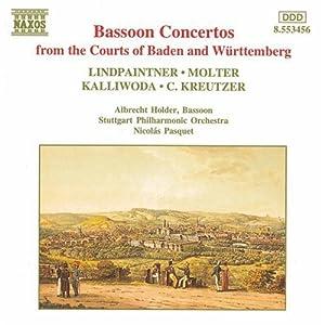 Fag. Fagott Konzert Baden und Wuer