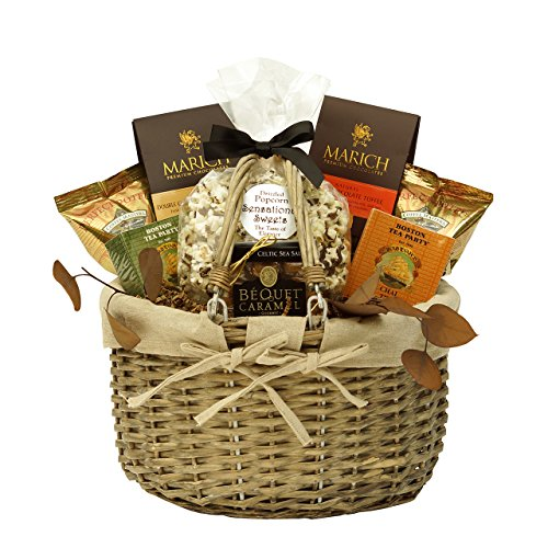 Perfect Holiday Gourmet Gift Basket