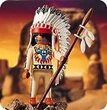 PLAYMOBIL 4589 - Indianerhäuptling