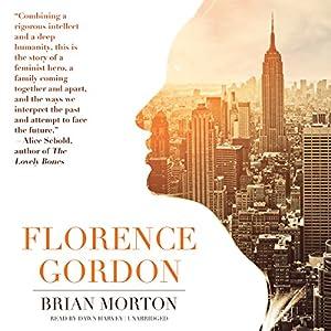 Florence Gordon Audiobook