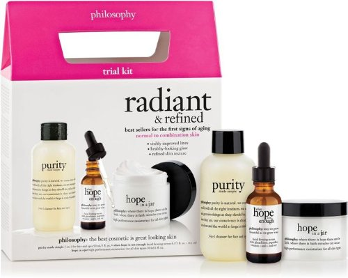 Philosophy-Radiant-and-Refined-Trial-Kit