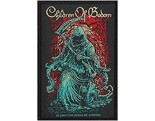 Children of Bodom - Grim Reaper - Toppa/Patch - SPEDIZIONE GRATUITA