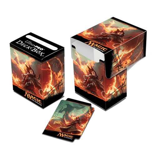 Magic: the Gathering - Fate Reforged - Sarkhan Deck Box