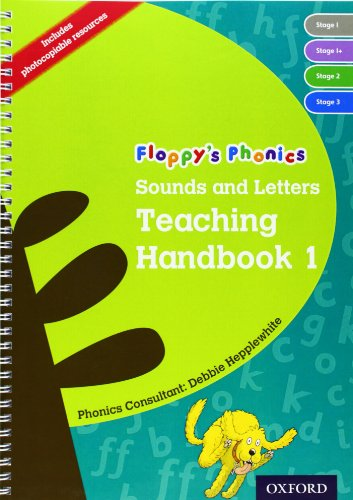 Oxford Reading Tree: Floppy's Phonics: Sounds and Letters: Handbook 1 (Reception)