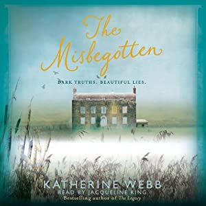 The Misbegotten Audiobook