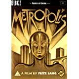 Metropolis - Masters of Cinema series [DVD] [1927]by Alfred Abel