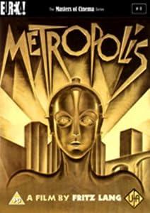Metropolis: The Masters of Cinema series [DVD] [1927]