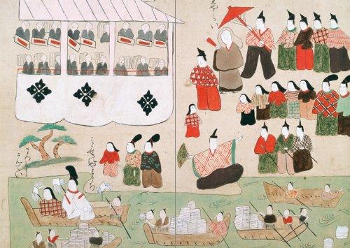 日本の素朴絵