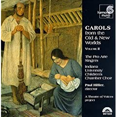 Carols from the Old & New Worlds, Vol. 2