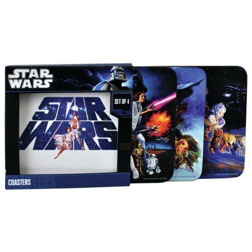 star-wars-set-of-4-coasters-boxed-officially-licensed