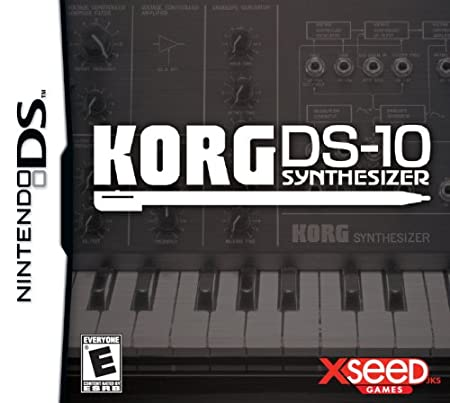 KORG DS-10 Synthesizer