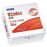クレシア ワイプオールX70 (1パック・50枚入) JWI0401
