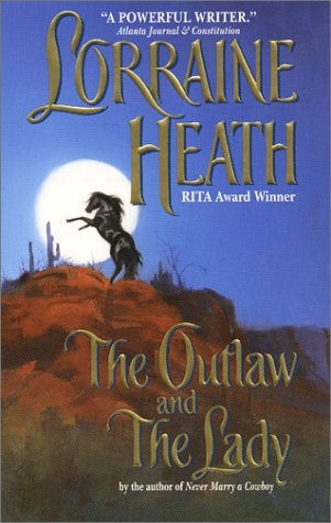 Image for The Outlaw and the Lady (Avon Romantic Treasures.)