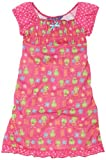 Komar Kids Girls 7-16 Frog Smocked Gown