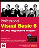img - for Professional Visual Basic 6: A Programmers Resource book / textbook / text book
