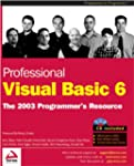 Professional Visual Basic 6: A Progra...