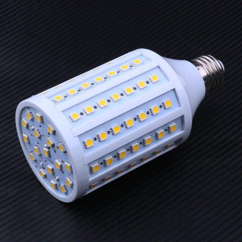 Lemonbest®New Energy Saving Indoor Light Warm White 5050 Led Corn Light Bulbs (20W)