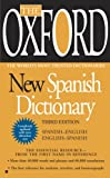 img - for The Oxford New Spanish Dictionary: Third Edition book / textbook / text book