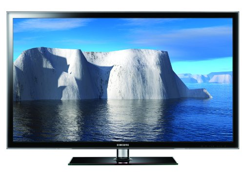 Samsung UE40D5000 40-inch Widescreen Full HD 1080p 100Hz LED TV with Freeview - Charcoal Black