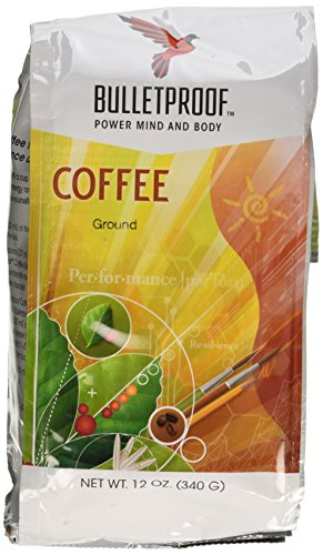 Bulletproof Ground Coffee 12oz