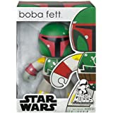 Star Wars Mighty Muggs Vinyl Boba Fett Figure