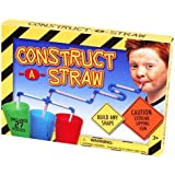 Fun Construct a Crazy Drinking Straw Building Kit