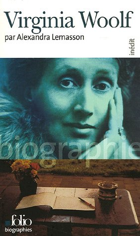Virginia Woolf (Folio Biographies) (French Edition)