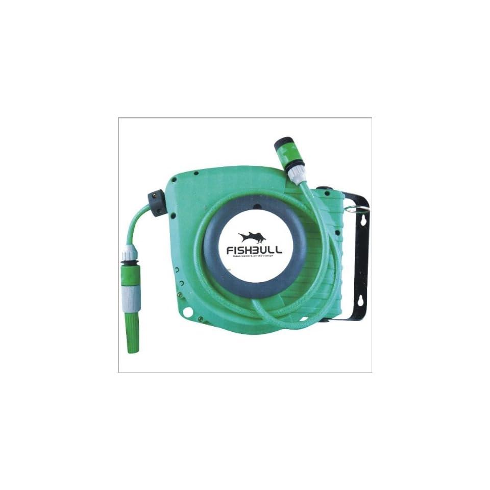 Wasserschlauchtrommel Mit Selbsteinzug Automatik 9 M On Popscreen