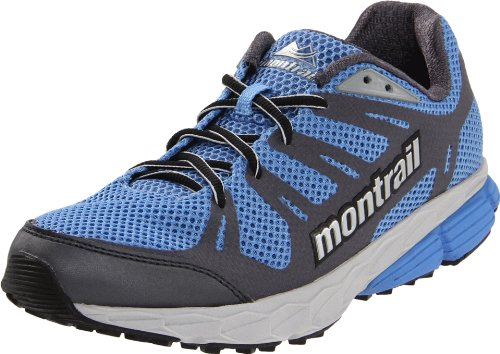 Montrail Women's Badwater Trail Running Shoe,Bluestreak/Shark,10.5 M US