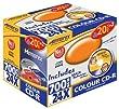 Memorex CD-Rohlinge CD-R 700MB Slim Jewel Case (max. 24x) 20+2er Pack