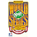 1991 World Series: Minnesota Twins vs. Atlanta Braves [VHS] ~ Ernie Harwell
