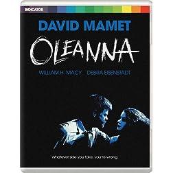 Oleanna [Blu-ray]