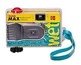 Kodak Max Waterproof 35mm Single Use Camera