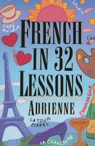 French in 32 Lessons (Gimmick Series) PDF