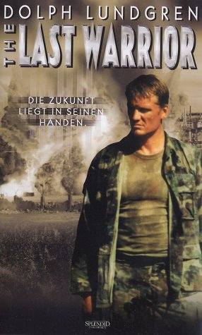 Dolph Lundgren - The Last Warrior [VHS]
