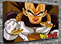 "Dragon Ball Z Animated Comic Canvas Art Canvas Print Picture print Size: (60"" x 40"")"