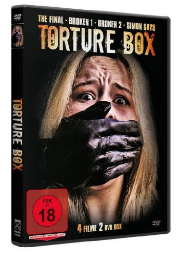 Torture Box [2 DVDs]