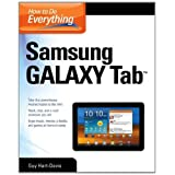 How to Do Everything Samsung Galaxy Tab ~ Guy Hart-Davis
