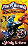 echange, troc Power Rangers Ninja Storm: Lightning Strikes [VHS] [Import USA]