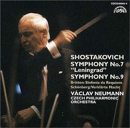 "Chostakovitch : Symphonie n°7 ""Leningrad"" 517DXTQSH7L._SX450_"