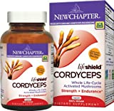New Chapter Lifeshield Cordyceps, 60 Count