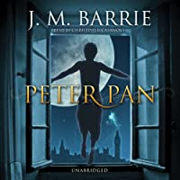 Peter Pan (       UNABRIDGED) by J. M. Barrie Narrated by Christopher Cazenove