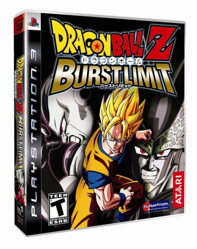 Dragonball Z: Burst Limit Overview. DBZ: Burst Limit PS3. RelateItems