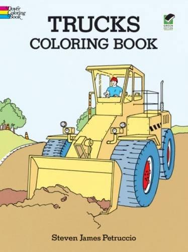 Trucks-Coloring-Book-Dover-Design-Coloring-Books
