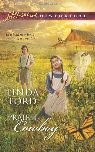 Image of Prairie Cowboy (Love Inspired Historical)