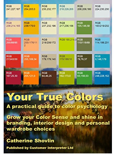 Ebook Library: Your True Colors: A practical guide to color ...